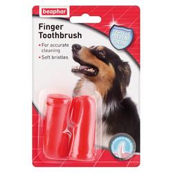 Beaphar - Beaphar Finger Tootbrush 2 li Parmak Diş Fırçası