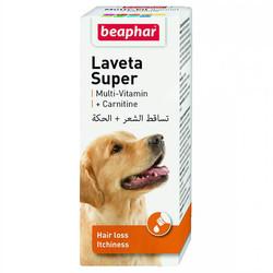 Beaphar - Beaphar Laveta Super Carnitine Köpek Vitamini 50 ml