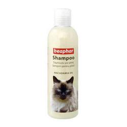 Beaphar - Beaphar Makademyalı Parlak Tüy Kedi Şampuanı 250ml
