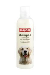 Beaphar - Beaphar Makademyalı Parlak Tüy Köpek Şampuanı 250ml