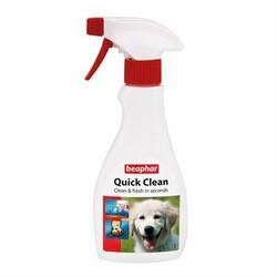 Beaphar - Beaphar Quick Clean Temizleyici Köpek Spreyi