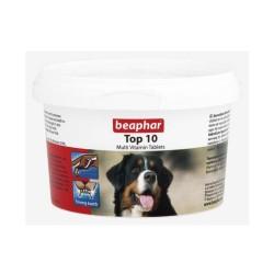 Beaphar - Beaphar Top 10 Köpekler için Multi Vitamin 180 Tablet