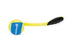 BEEZTEES - Beeztees Tenis Topu Atıcı 31cm Sarı
