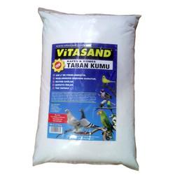 Vitasand - Beyaz Taban Kumu 25 Kg (Çuval)