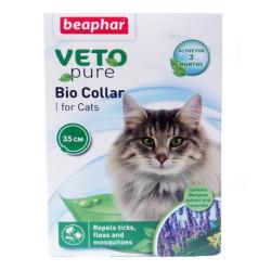 Beaphar - Bio Collar Veto Pure Kedi Pire Tasması 35 cm