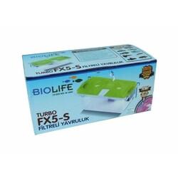 Biolife - Biolife Turbo FX5 Lüx Balık Yavruluk