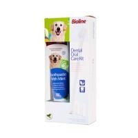 Fatih-Pet - Bioline 2094 Nane Aromalı Ağız Bakım Seti 100gr