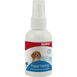 Fatih-Pet - Bioline Köpek için Tuvalet Eğitim Spreyi 50ml
