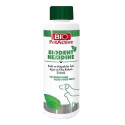 BioPetActive - BioPetActive BioDent Hexidine Kedi Köpek Ağız ve Diş Bakımı 250 ml
