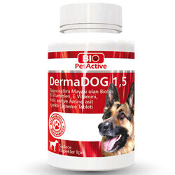 BioPetActive - BioPetActive Derma-Dog Sarımsak Tablet 100 lü Büyü