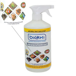 Bioxi - Bioxi Biyosidal Geniş Spektrumlu Dezenfektan 5000 ml