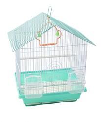 BirdLife - Birdlife Çift Kapılı Kuş Kafesi 30x23x39cm