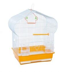 BirdLife - Birdlife Çift Kapılı Kuş Kafesi 34,5x28x46cm