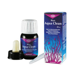 Biyoteknik - Biyo Aqua Clean Dezenfektan 20 cc