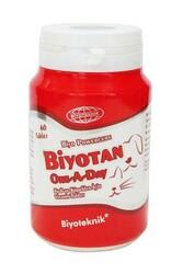 Biyoteknik - Biyotan One A Day - Vitamin (60 Tablet)