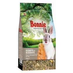 Bonnie - Bonnie Tavşan ve Kemirgenler İçin Tam Yem 750g