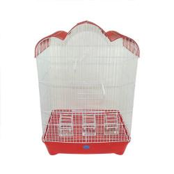 Getreide - Boyalı Sultan Kafesi 3 Kapılı Kırmızı