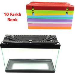 Fatih-Pet - Cam Akvaryum 50x20x30 cm