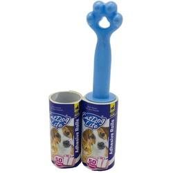 DogLife - Cat ve Doglife Tüy Toplama Rulosu 50 Yaprak+Yedek Rulo
