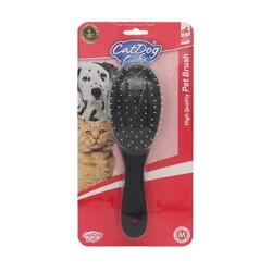 Cat&DogLife - CATDOGLIFE Kedi ve Köpekler İçin Çitf Taraflı Fırça (m)