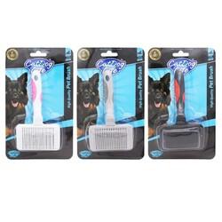 Cat&DogLife - 201482 CATDOGLİFE Kedi ve Köpekler için İnce Telli Basmalı Fırça