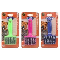 Cat&DogLife - 201476 CATDOGLİFE Kedi ve Köpekler için Masaj Uçlu Fırça