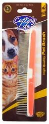 Cat&DogLife - 202408 CATDOGLİFE Kedi ve Köpekler içinKalın İnce Tarak