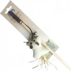 Catia - Eastland Peluş Kedi Oltası 40 cm