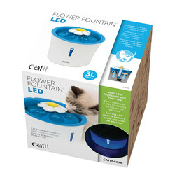 CATIT - Catit 2.0 Flower Fountain Led Işıklı