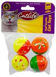 CatLife - Catlife Zilli Kedi Oyuncağı 4 lü Paket