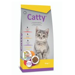 Catty - Catty Kitten Yavru Kedi Maması 15 Kg
