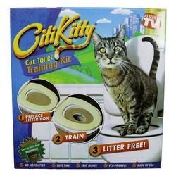 Little Friends - Citi Kitty Kedi Tuvalet Eğitim Seti
