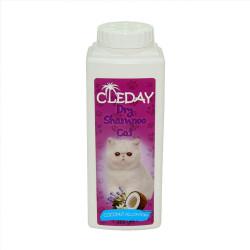Cleday - Cleday Dry Shampoo Cat Coconut Allontoin Toz Kedi Şampuanı 100g