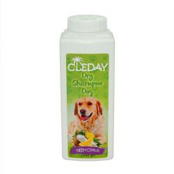 Cleday - Cleday Dry Shampoo Dog Neem Citrus - Toz Köpek Şampuanı 100g