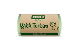 Cook - Cook Kaka Torbası Yedeği 30lu Rulo