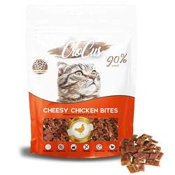 CroCus - Crocus Cheesey Chicken Bites Peynir ve Tavuk Etli Tahılsız Kedi Ödülü 80g