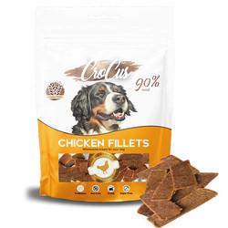 CroCus - Crocus Chicken Fillets Tavuk Etli Tahılsız Köpek Ödülü 80g