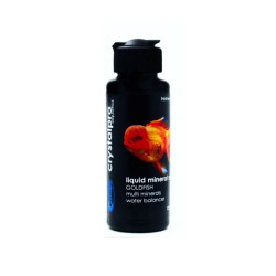 Crystalpro - Crystalpro Gold Fish Minerals 125 ml