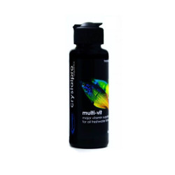 Crystalpro - Crystalpro Multi-Vit Fresh Water 125 ml