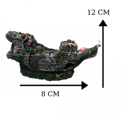 Fatih-Pet - D102 Küçük Gemi