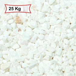 Vitasand - DAK-03 Akvaryum Kumu 5 mm Beyaz 25 Kg