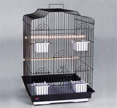 Dayang - Dayang Papağan Kafesi Orta Boy 47,5x36x68cm