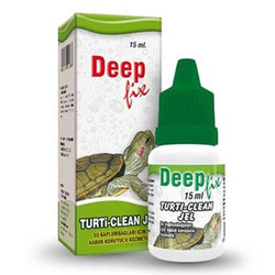 Deepfix - Deep Fix Turti Clean Jel Antiseptik 15 ml