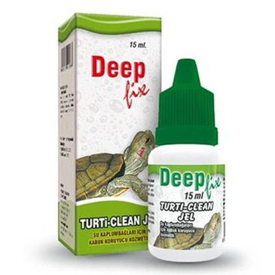 Deep Fix Turti Clean Jel Antiseptik 15 ml