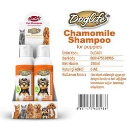 DogLife - DLCA01-DogLife Papatya Özlü Köpek Şampuanı 250ml