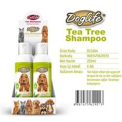 DogLife - DLCA04-DogLife Çay Ağaçlı Köpek Şampuanı 250ml