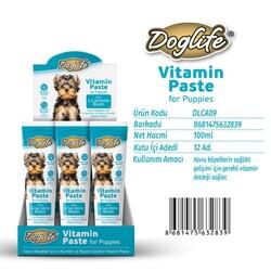 DogLife - DLCA09-DogLife Yavru Köpekler İçin Vitamin Paste 100ml