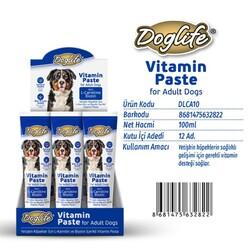 DogLife - DLCA10-DogLife Yetişkin Köpekler İçin Vitamin Paste 100ml