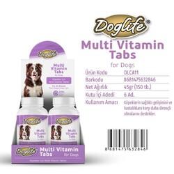 DogLife - DLCA11-DogLife Multivitamin Tabs 150 tablet