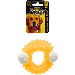 DogLife - DOGLIFE 202282 Köpekler için Kauçuk Dental Ring Oyuncak